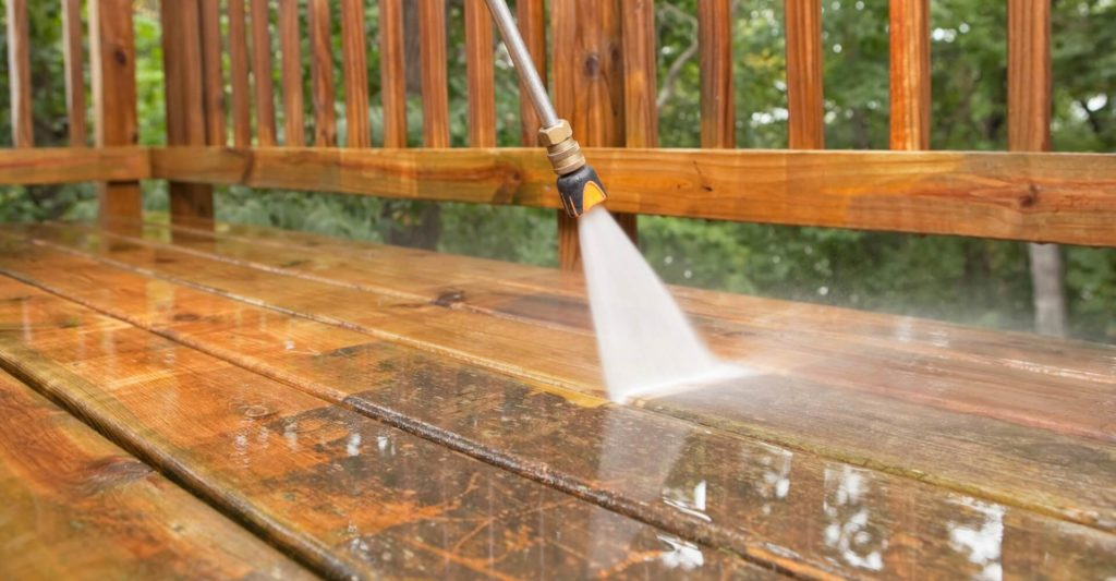 Pressure Washing Cambria