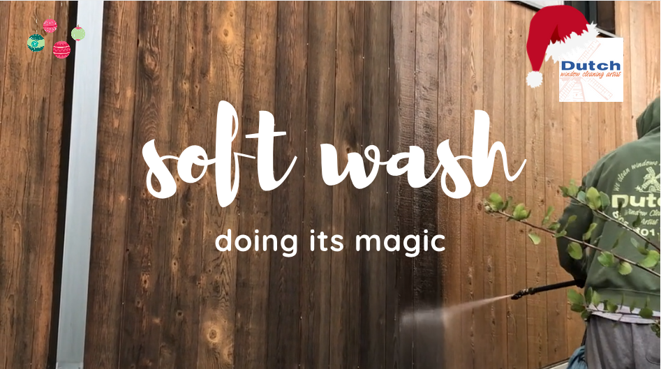 The Magic of Soft Wash, Happy Holidays